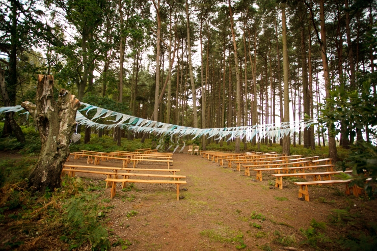 Holton Lee Wedding