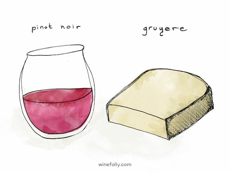 pinot-noir-gruyere-comte-wine-cheese-770x577